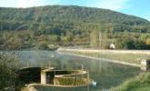 Digue du lac du Causse