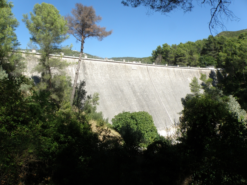 Barrage de la Ville de Toulon